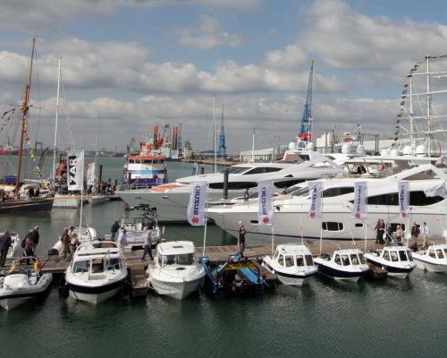 southampton psp boat show 2010